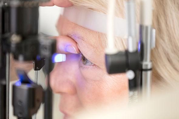діагностичні дослідження очей