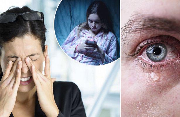 звички які псують ваш зір