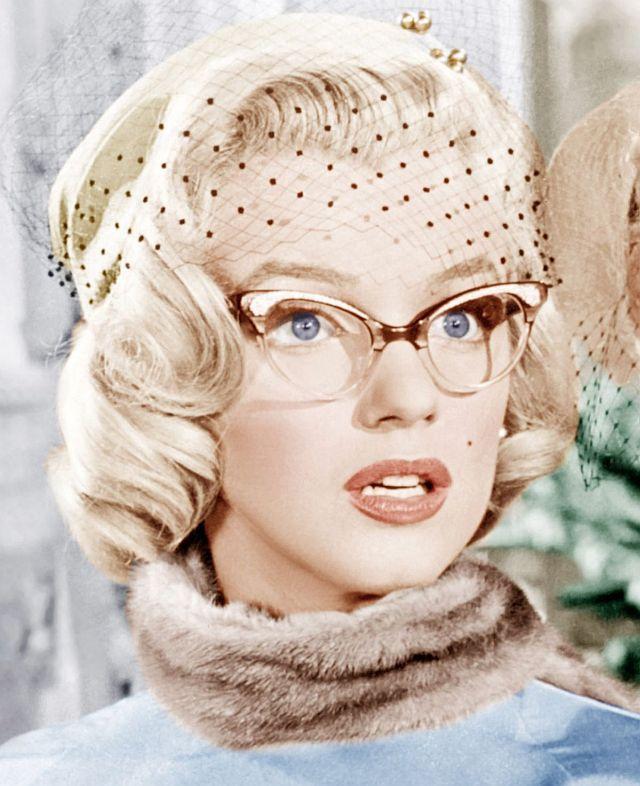 окуляри «котячі очі»
