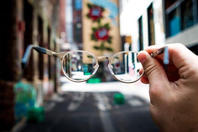 окуляри для короткозорості