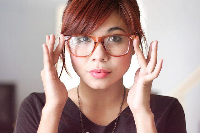 не носити окуляри при поганому зорі