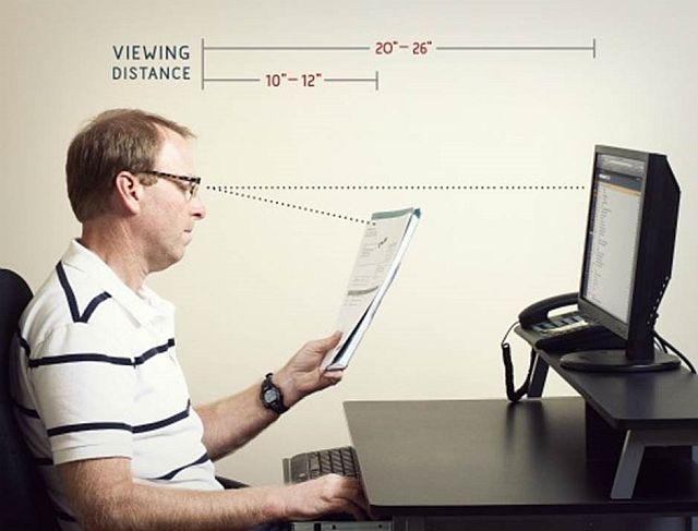Чим відрізняються окуляри для читання від окулярів для комп'ютера