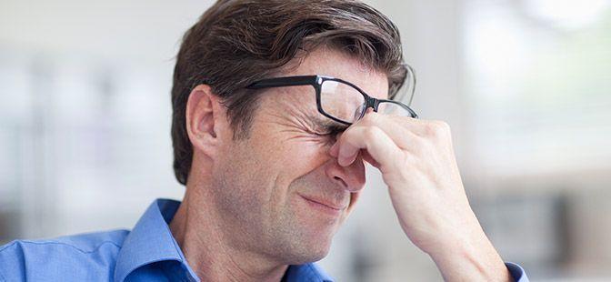 Що робити якщо окуляри натирають перенісся
