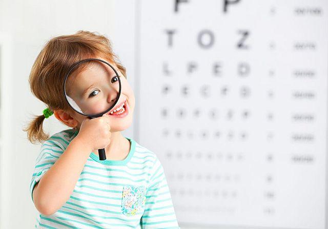 Що робити якщо у дитини далекозорість