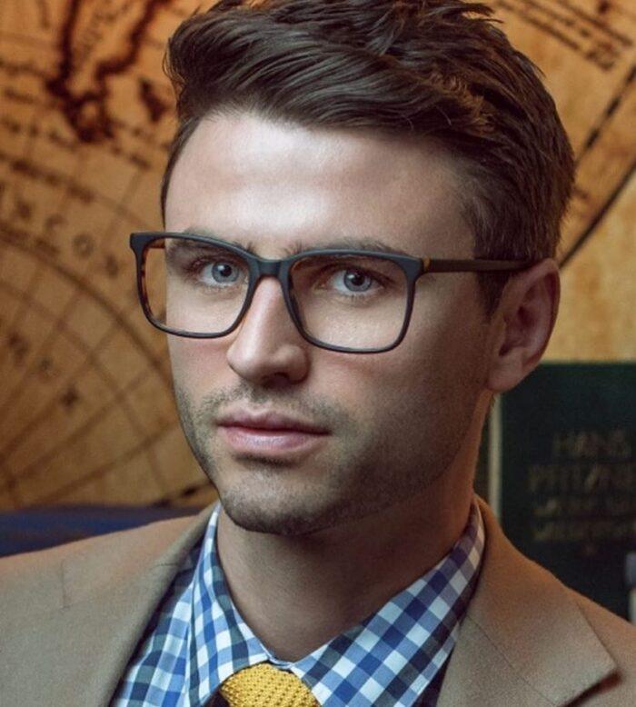 класичні чоловічі окуляри