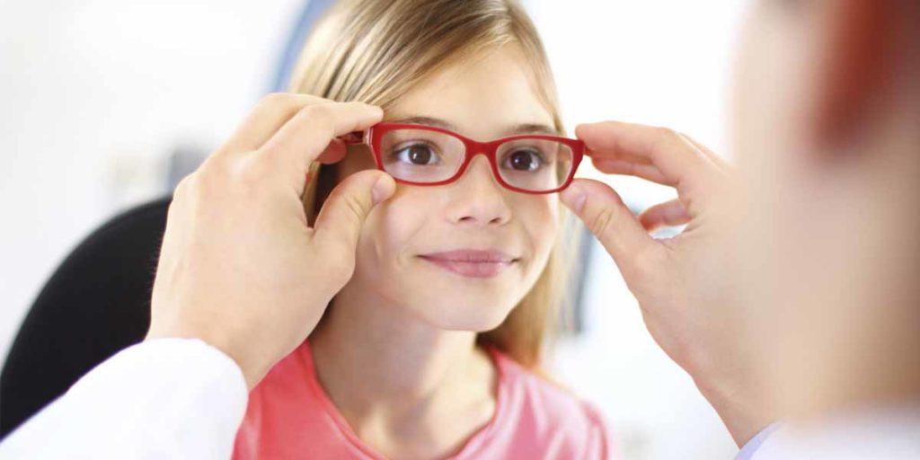 лінзи для дитячих окулярів