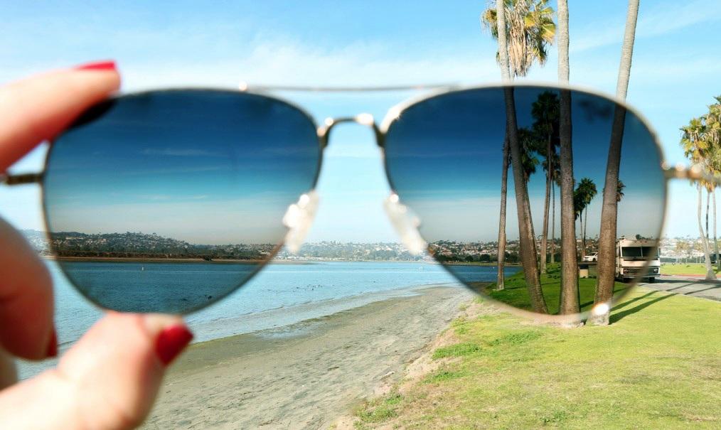 окуляри з поляризацією