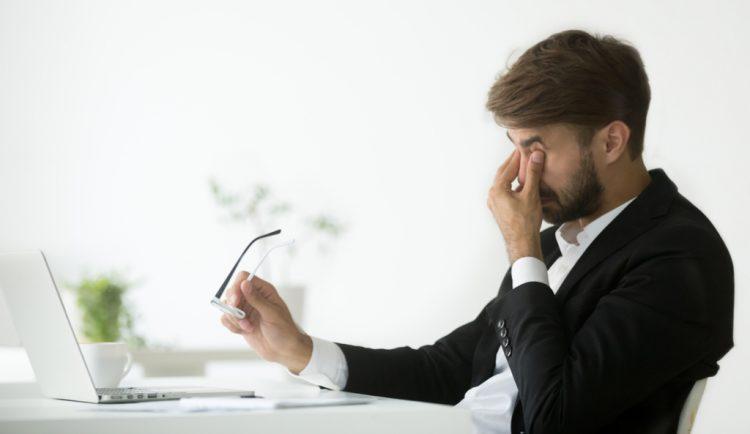 компютерний зоровий синдром