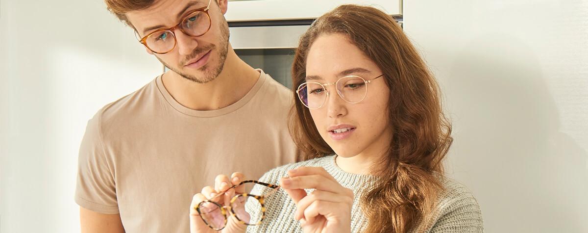 лінзи в окулярах